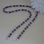 Swarovski Crystal Bicone Necklace With Fantastic Colors