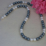 Elegant Colors For Necklace Of Shell Pearls