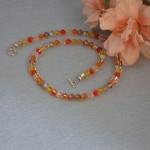 Versatile Colors For Swarovski Crystal Necklace