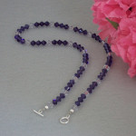 Stunning Colors For Swarovski Crystal Beaded Necklace